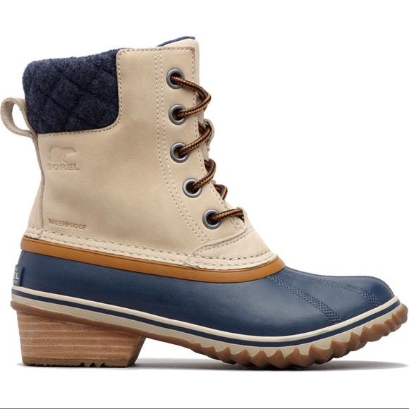 New Sorel Womens Slimpack Ii Lace Boot